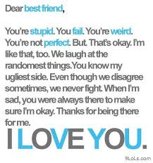 78 ideas about best friend poems on pinterest quotes for best intended for a letter to a best friend emotional
