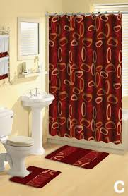 curtains boutique deluxe bou10 1 amazing bathroom curtain set to make luxury shower setsbedroom sets for sliding glass