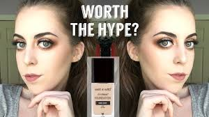 new wet n wild photo focus foundation first impressions new wet n wild photo focus foundation first impressions