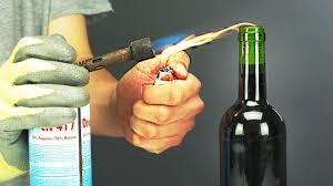 unusual wine bottles.  Wine 15 Unusual Ways To Open A Wine Bottle Bottles T