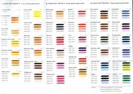 Pastel Color Code Chart Pastel Color Chart Click For Colour Chart Pastel Paint
