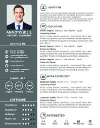 New Resume Styles Resume Style Styles Templates For College Students Word Pdf In 10