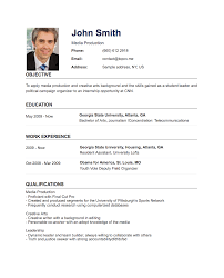 How To Make A Resume New create a cv resume Durunugrasgrup