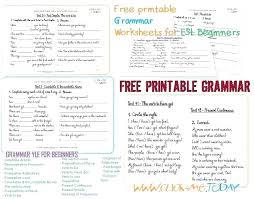 Grade Grammar Worksheets For 1 Computer Kindergarten 1st Writing 4th ...