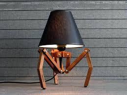 wooden desk lamp wooden tripod desk lamp wooden desk lamp diy