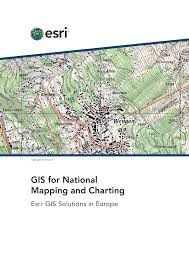 Uc Charting Solutions Gis For National Mapping And Charting