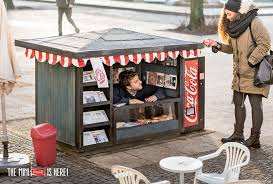 Vending Machines Brands Adorable Coke's Tiny Vending Machines Make A Big Brand Impression Truly