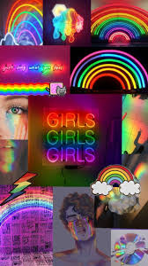 Rainbow Aesthetic Wallpapers ...