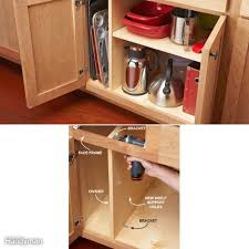 How To Remove Kitchen Cabinet 10 Kitchen Cabinet Drawer Organizers You Can Build Yourself