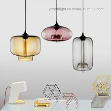 china new diy glass pendant lamp bar