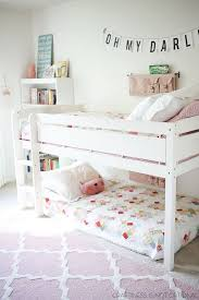 Full Size Of Interior:bb26 Impressive Girl Room Ideas With Bunk Beds 31  Shared Girls ...