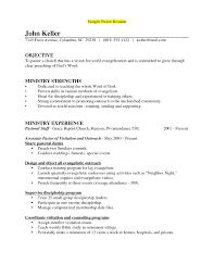 Pca Resume Resume Pca Resume 12