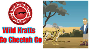 wild kratts games go cheetah go pbs kids