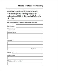 Fake Pregnancy Doctors Note Clinic Medical Excuse Form Template Free Fake Pregnancy