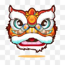 Sebelum bermain barongsai, baby panda membuat barongsai. Paling Inspiratif Sketsa Kepala Barongsai The Toosh