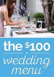 a diy wedding for just 100