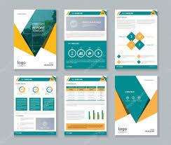 Profile Company Template company profile annual report brochure flyer layout template 1