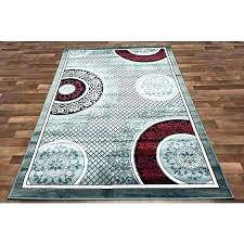 red black rug and white area rugs luxurious brilliant brill
