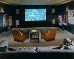 media room furniture ideas. A Dual Level Media Room Ideas And Design For Your Home Furniture