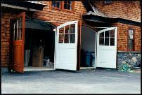 swing out garage doorsTown and Country Door and Operator Co LLC