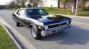 All Chevy black chevy nova : 1972 Chevy Nova SS for Sale - YouTube