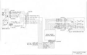 stovebolt tech tip delay windshield wipers 1978 wiper diagram circuits