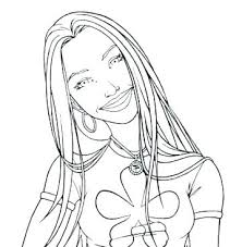 Coloring Pages For Teenage Girls Teenage Coloring Pages Coloring