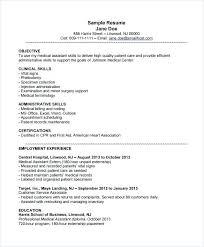 Medical Support Assistant Resume Sample Medical Support Assistant