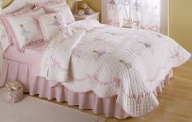princess ballet bedding pink quilt in twin or full sizes for amazing property ballet bedding sets plan