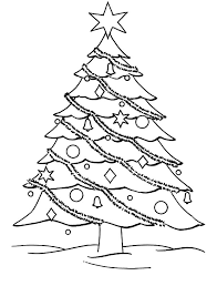 Small Picture Decorate Your Christmas Trees Coloring Pages Color Luna