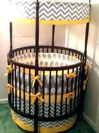 circle cribs circular cribs extraordinary circle baby crib round cribs decor room convertible and changing table