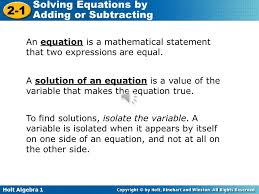 worksheet 612792 solving equations by adding or subtracting adding and subtracting equations worksheets