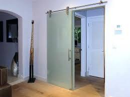 barn door with glass architectural doors sliding hardware