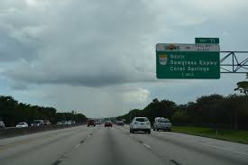 maintained by florida s turnpike enterprise fte the sawgrass expressway uses all electronic toll collection as it serves commuters from the city of