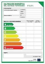 Certificación De Eficiencia Energética En Edificios  Industria Y Certificado Energetico La Rioja
