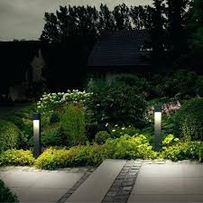 garden lighting bollards. Garden Lighting Bollards Led And Pathway Bollard Commercial Exterior L