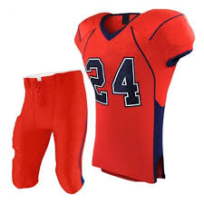 American Football Uniform Frugal Sports