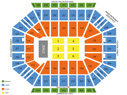 Dcu Center Seating Chart Cheap Tickets Asap