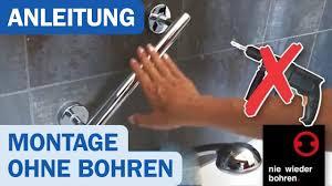 Duschstange Ohne Bohren Anbringen Anleitung Und Tipps