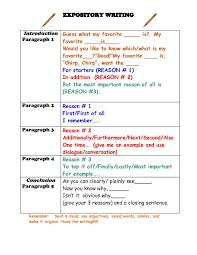 conclusion paragraph format elementary students google search  conclusion paragraph format elementary students google search