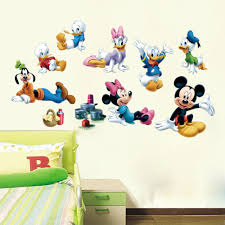 Minnie Mouse Wallpaper For Bedroom Online Buy Wholesale Minnie Mouse Wallpapers From China Minnie