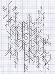 Graph Paper Draw Drawn Optical Illusion Grid Paper Free Clipart On Dumielauxepices Net