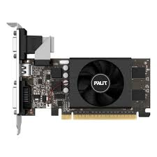 <b>Видеокарта Palit GeForce GT</b> 710 1024Mb (NE5T7100HD06-2081F)