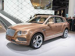 bentley new car releaseClass of 2017 New Cars Ready to Roll By KBBcom Editors on April