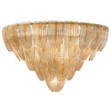 art deco style murano glass chandelier jean marc fray in favorite art deco chandelier