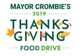 Food Drive Posters Mayor Crombies Thanksgiving Food Drive The Mississauga