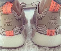 adidas shoes nmd womens. adidas nmd r1 primeknit - womens vapour grey/footwear white shoes women http nmd
