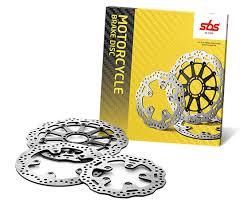 <b>Motorcycle brake discs</b>