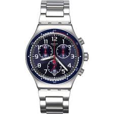 swatch men s watches shop the best deals for 2017 swatch men s yvs426g irony swatchhour chronograph stainless steel watch