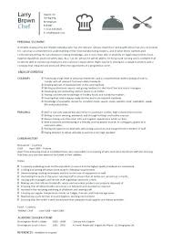 executive chef resume examples for free sample sous jobs template chefs